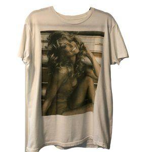 Farrah Fawcett Women's Size L Licensed T-Shirt